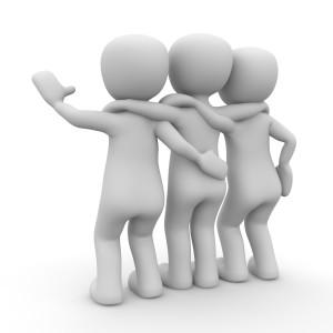 friends-community, community